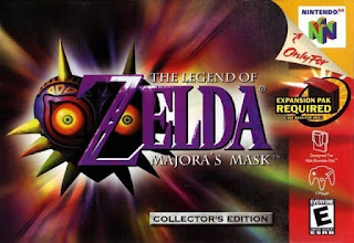 Download The Legend Of Zelda Majora's Mask Nintendo 64 (N64) ROM