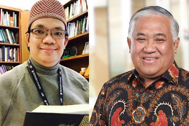Din Syamsuddin Sebut di Alquran ada Khilafah, Gus Nadir: Fatal Kelirunya