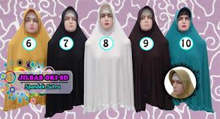 Jilbab syar'i oki setiana dewi jumbo