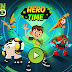 Ben 10 Hero Time - HTML5 Game