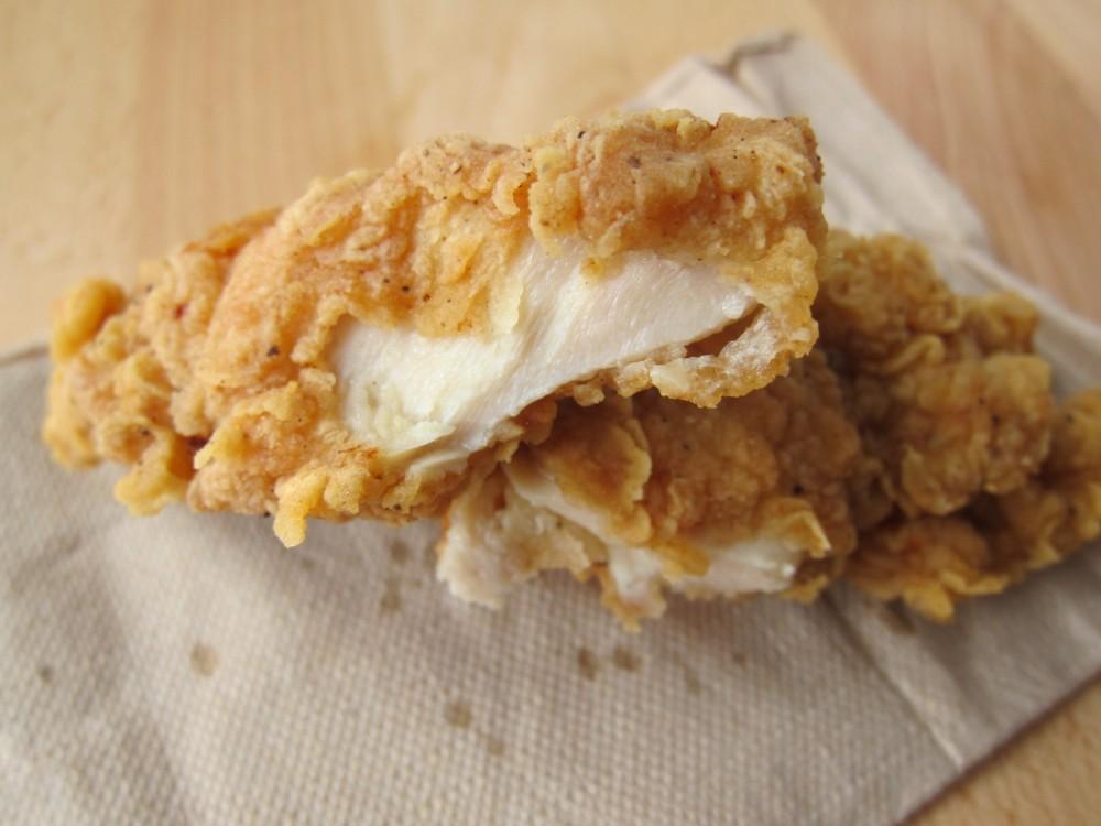 Review: KFC - Extra Cr...