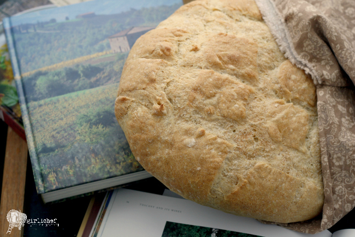 Tuscan Bread (Pane Toscano)