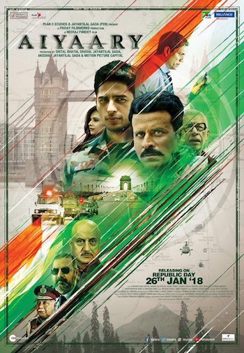Aiyaary 2018 Full Movie
