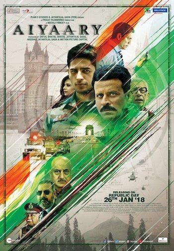 Aiyaary 2018 Hindi Movie Download