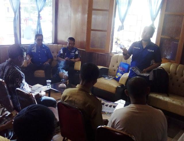 PD Berdikari Fasilitasi Perwakilan Nelayan, Kenal Produk Mesin Perahu Yamaha