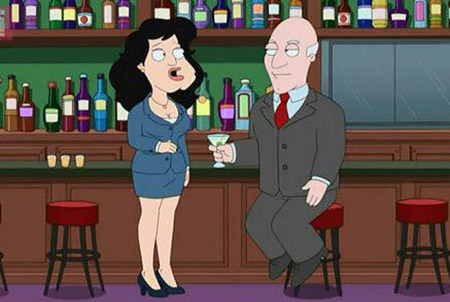 Stan on American Dad