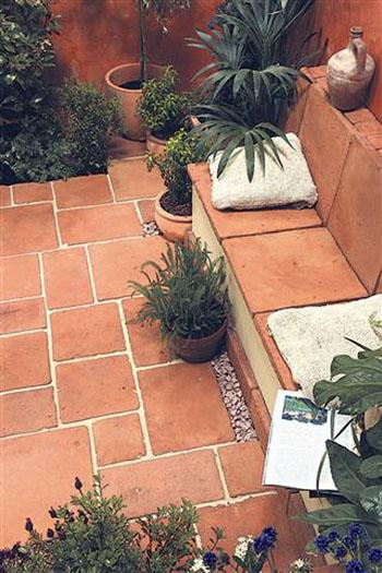Barton Fields Patio And Garden Centre Terracotta Paving