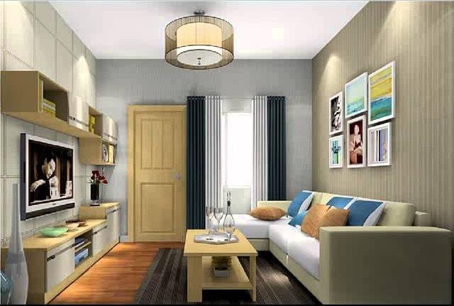 45 Contoh Desain Ruang Tamu Minimalis Ukuran 3x3 Nyaman dan Modern  Desain Rumah