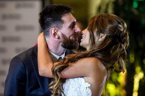 Messi Akan Menikah Di Kampung Halamannya