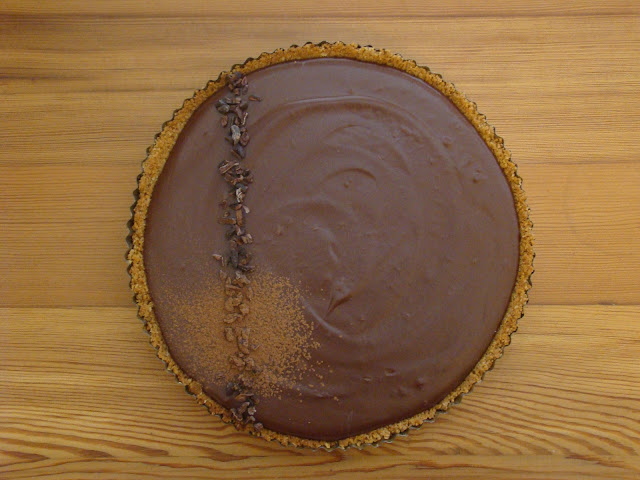 torta bavarois chocolate