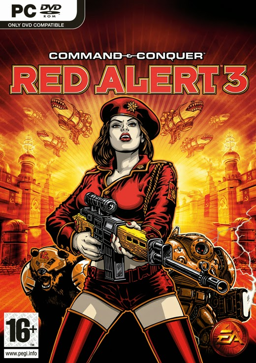 Command & Conquer Red Alert 3 Full Version