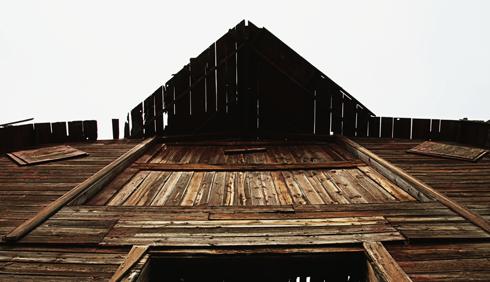 Abandoned Barn Alberta