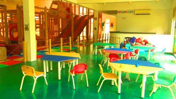 Indoor gym Amverton heritage Resort di Melaka buka sampai jam 7 malam saja