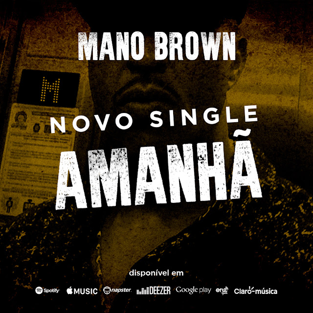 Mano Brown lança segundo single do seu álbum solo