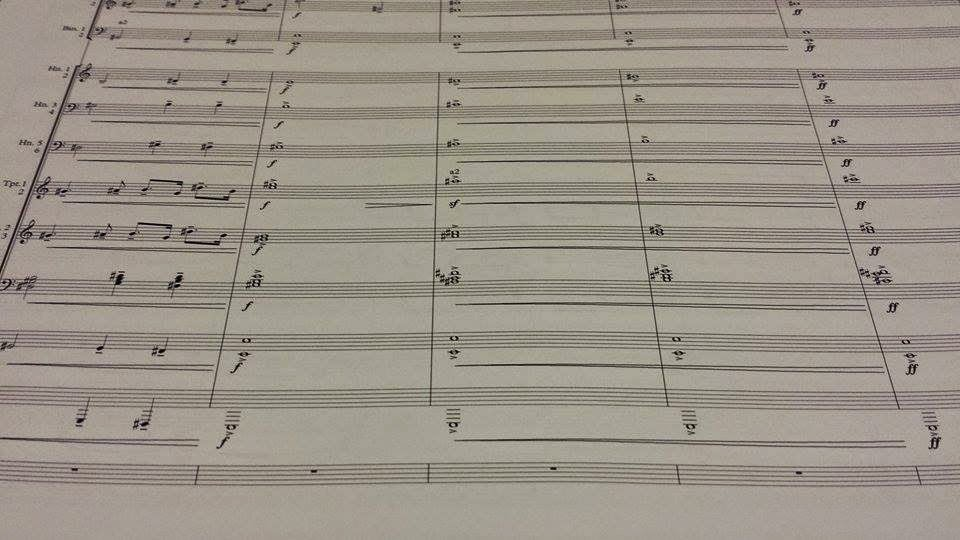 The Force Awakens Trailer sheet music