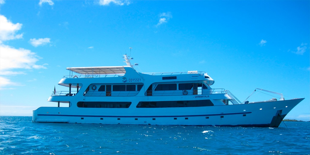 Crucero Yate Odyssey