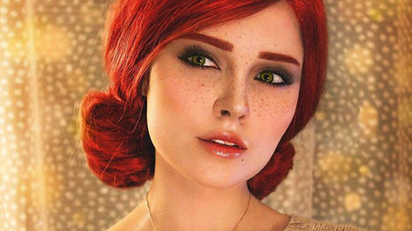 Triss Merigold (The Witcher)