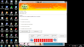 Software Contoh Soal Tes CAT CPNS Gratis