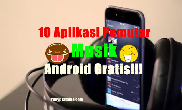 Aplikasi Android Terbaik Download Musik Gratis