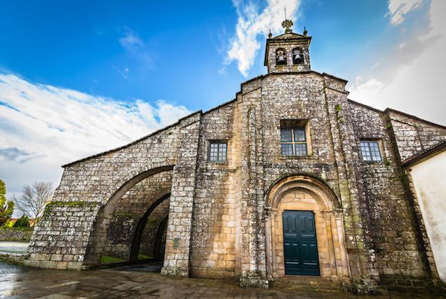 Colegiada de Santa Maria em Santiago de Compostela