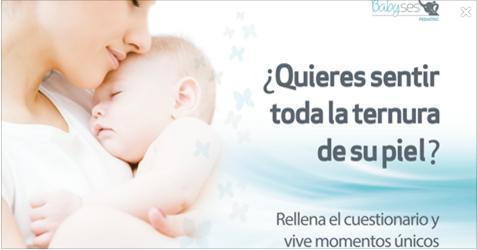 muestras gratis bebés sesderma