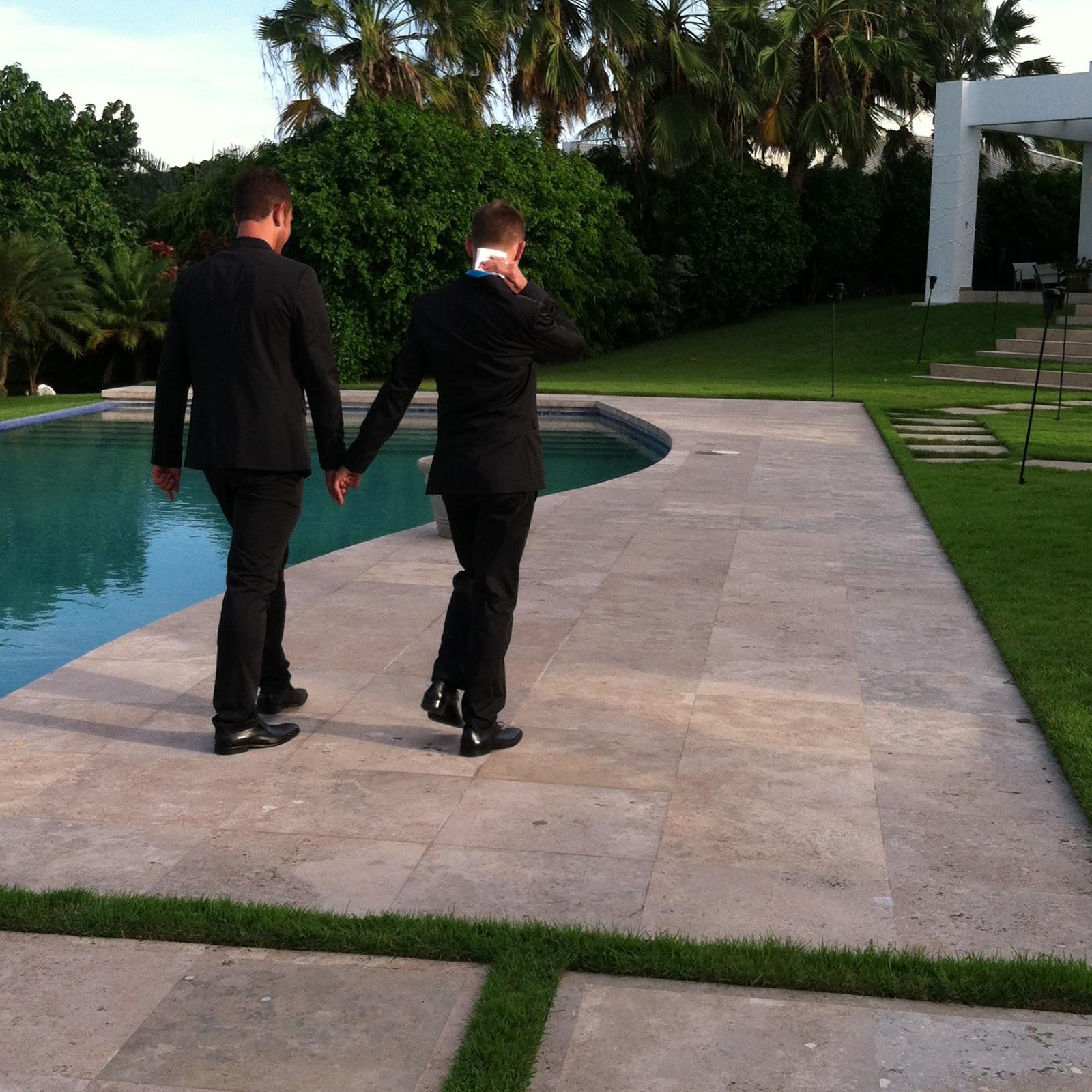 Garrett & David Recessional
