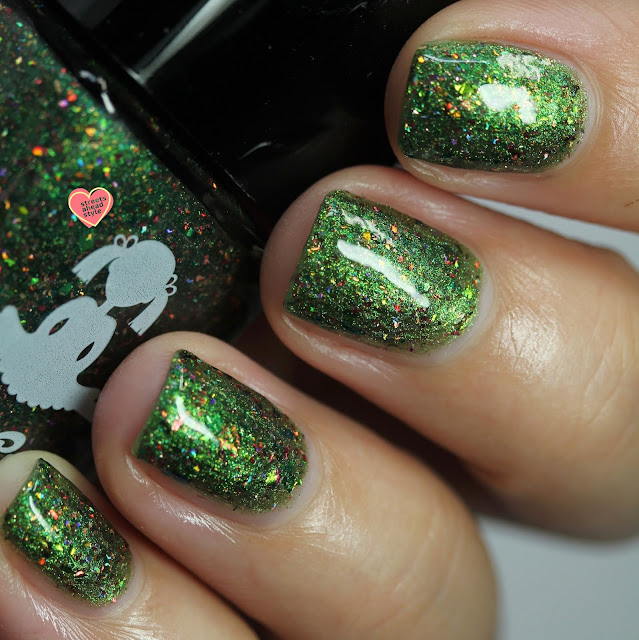 Dollish Polish Dionysus swatch by Streets Ahead Style