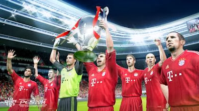 Pro Evolution Soccer (PES) 2014 Full Crack + Patch 1.0