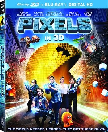 Pixels 3D Latino