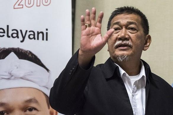 Deddy Mizwar Ditunjuk Jadi Juru Bicara Kampanye Jokowi-Ma'ruf