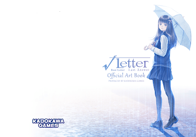√Letter ルートレター Last Answer Official Art Book zip online dl and discussion