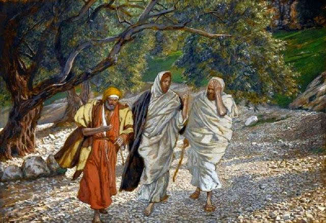 CHÚA NHẬT TUẦN III MÙA PHỤC SINH 26-04-2020