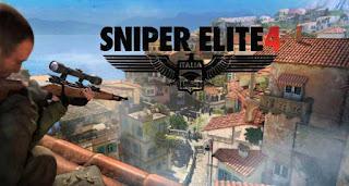 Kali ini saya akan membuat artikel yang membahas seputar spesifikasi game Sniper Elite  Spesifikasi Game Sniper Elite 4 Untuk PC