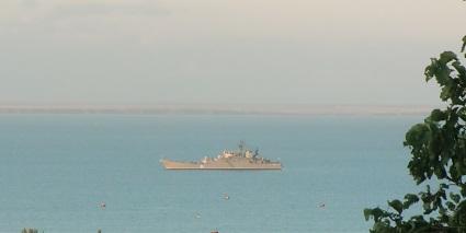 военные корабли ЧФ