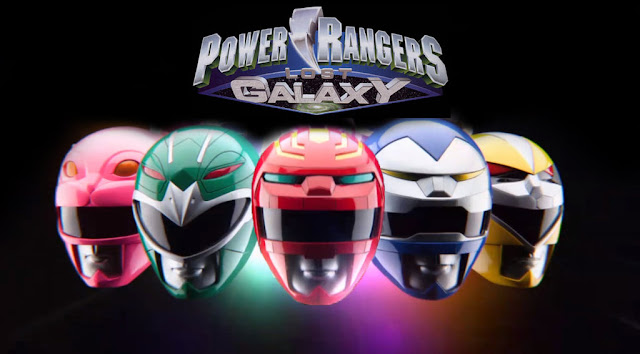 Power Rangers: Lost Galaxy
