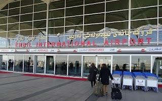 ERBIL INT AIRPORT