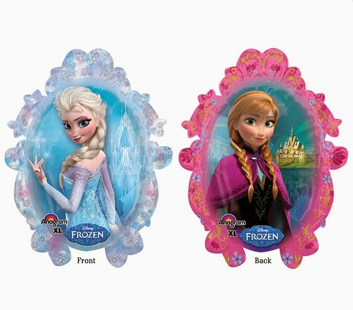 Frozen toppers para imprimir gratis ideas y material for Espejo de pared cuerpo entero