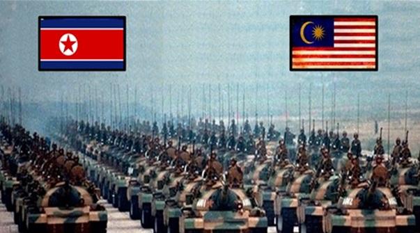 Jika Perang Meletus, Korea Utara Mampu Tawan Malaysia Kurang Seminggu – Penganalisa Pertahanan
