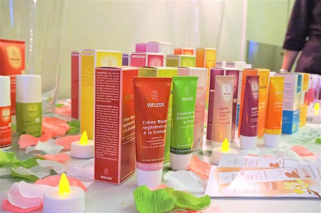 Les produits Weleda