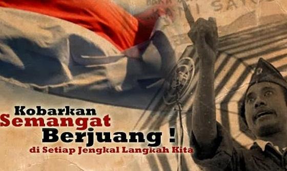 Pesan-Pesan Perjuangan / Kata Mutiara Dari Para Pahlawan Nasional