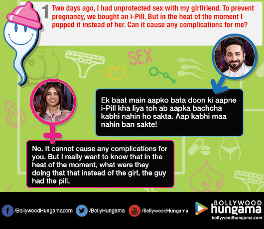 Ayushmann and Bhumi Pednekar Turn Sexperts for These Hilarious and weird queries on sex