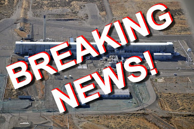 BREAKING NEWS - Employees Shelter in Place at Hanford Nuclear Reservation