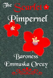 Book cover: The Scarlet Pimpernel by Baroness Orczy