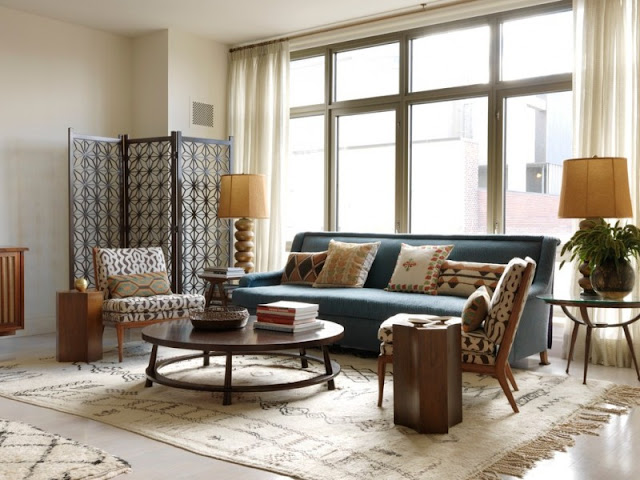New Interior Design: Well-ordered and Mosaic-accented New Interior Design: Well-ordered and Mosaic-accented a2278f06397b8102bfd3fa642bb6acda