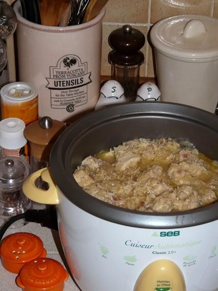 carnet de voyages en gourmandise rice cooker poulet biryani. Black Bedroom Furniture Sets. Home Design Ideas