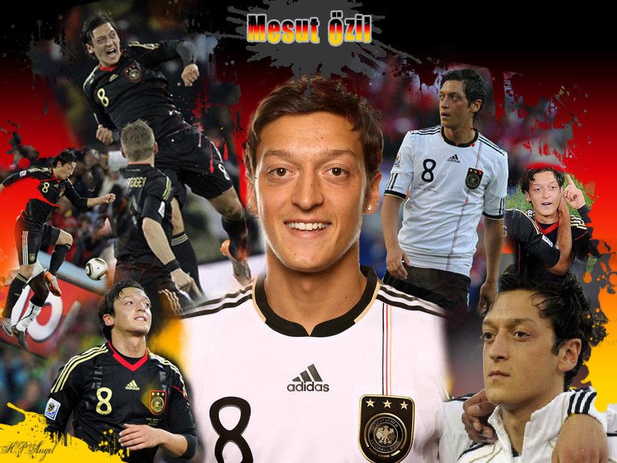 "Mezut Ozil Germany ""Wallpaper"" 2012"