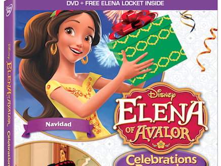Elena of Avalor: Celebrations to Remember coming to Disney DVD September 12th