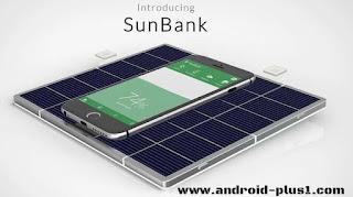 Sunbank اذكى خازن طاقة يعمل بالطاقة الشمسية من الشركة المصرية Happiana