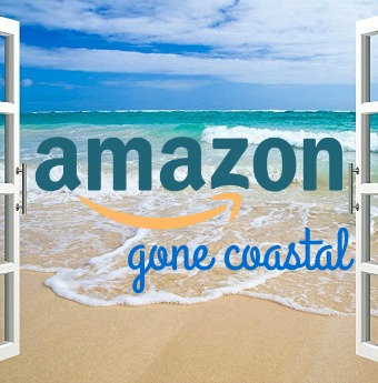 Coastal Decor on Amazon