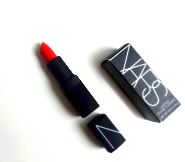 NARS Heat Wave Semi Matte Lipstick